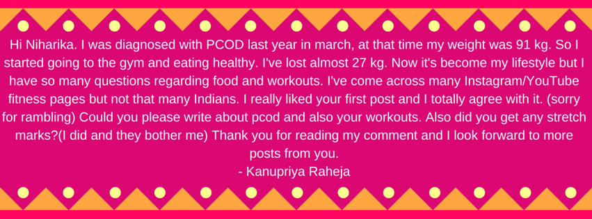 of girls in India have PCOD-PCOS